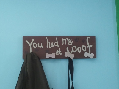 You had me at Woof :)